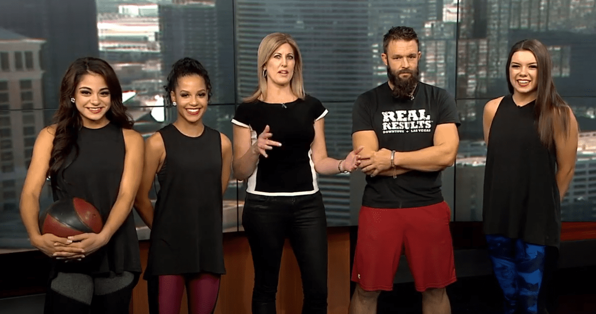 Workout for a good cause with Real Results Fitness and the U