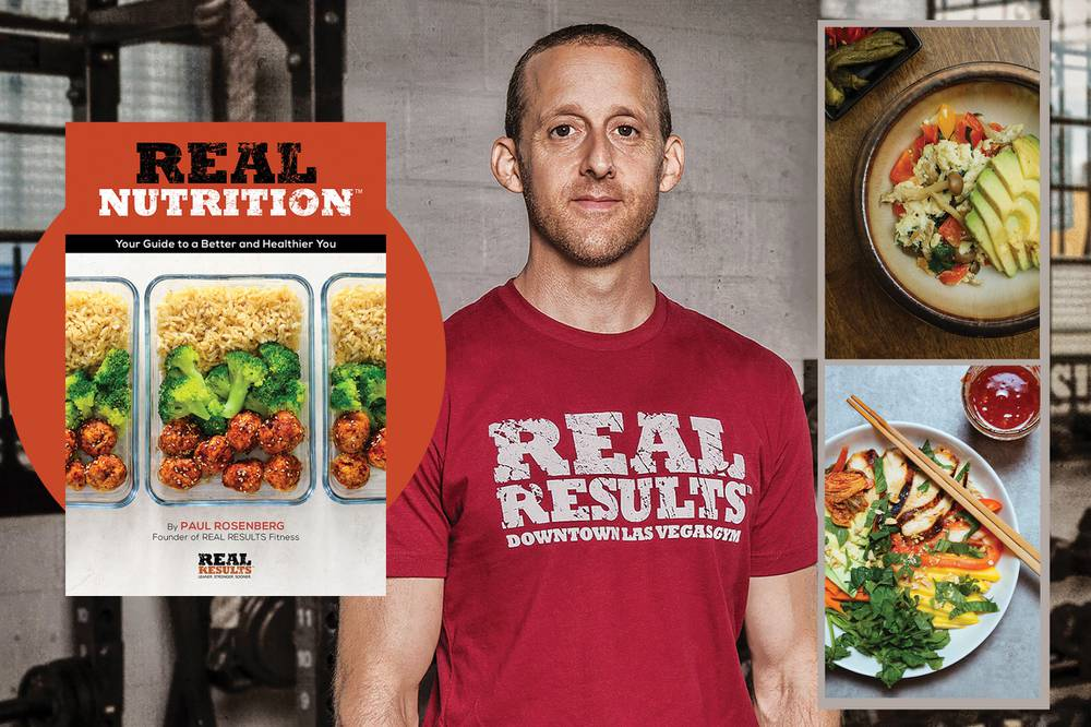 Las Vegas Weekly Article on REAL NUTRITION